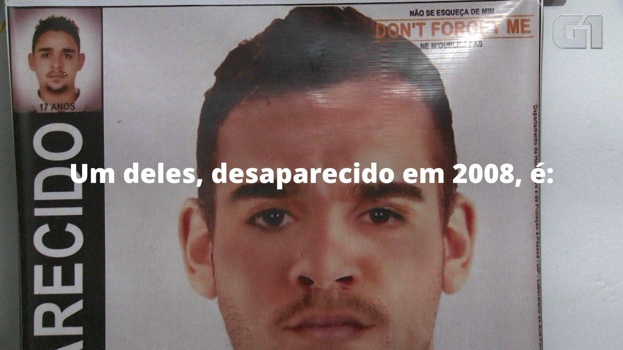 Brasil registrou 693 mil desaparecidos de 2007 a 2016