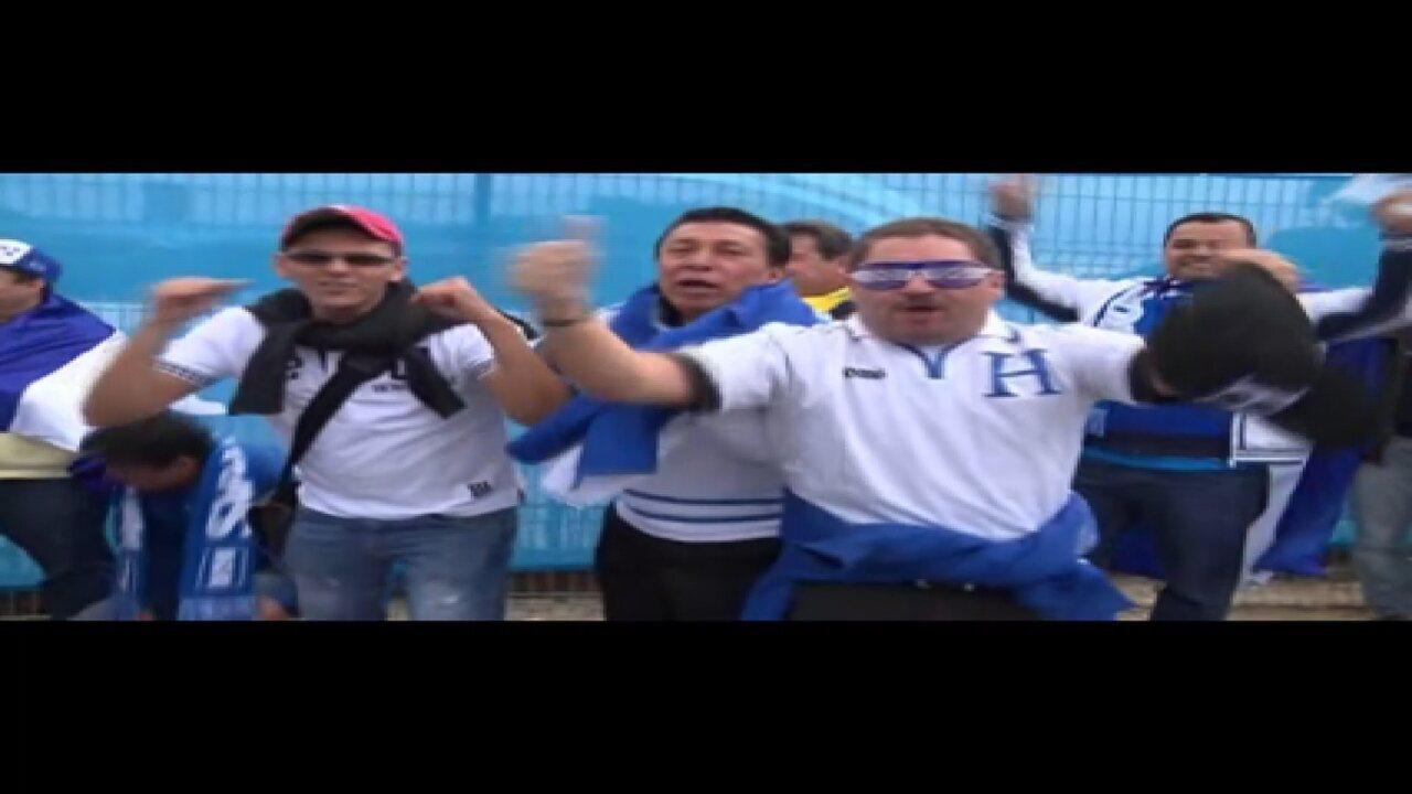 Memória RPC | 2014 | Torcidas festejam a Copa do Mundo em Curitiba