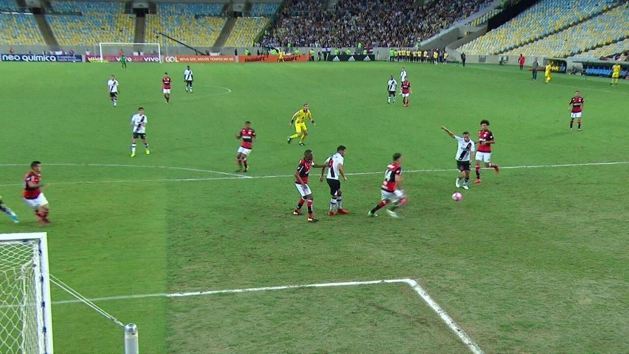 Melhores momentos de Flamengo 0 x 0 Vasco pela 31ª rodada do Brasileirão  2017 8acfe890679f6