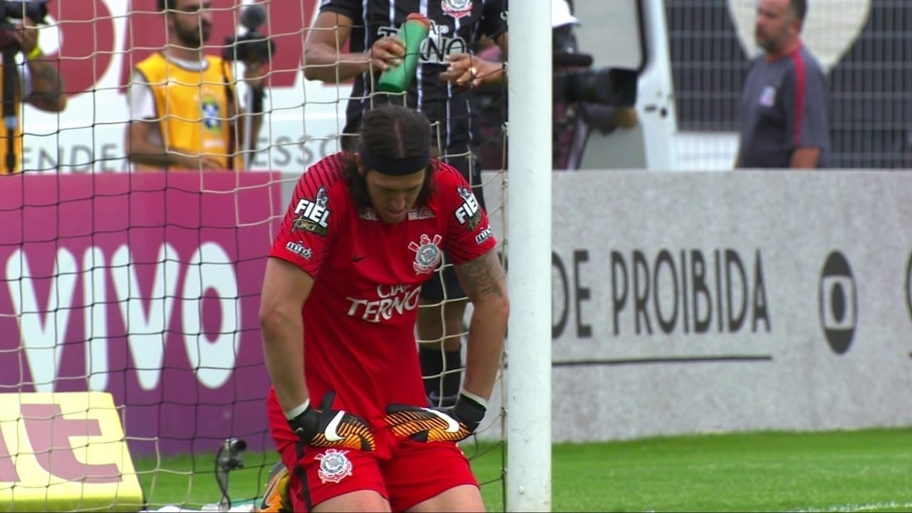 Gols do Fantástico: Corinthians perde e Palmeiras pode diminuir distância