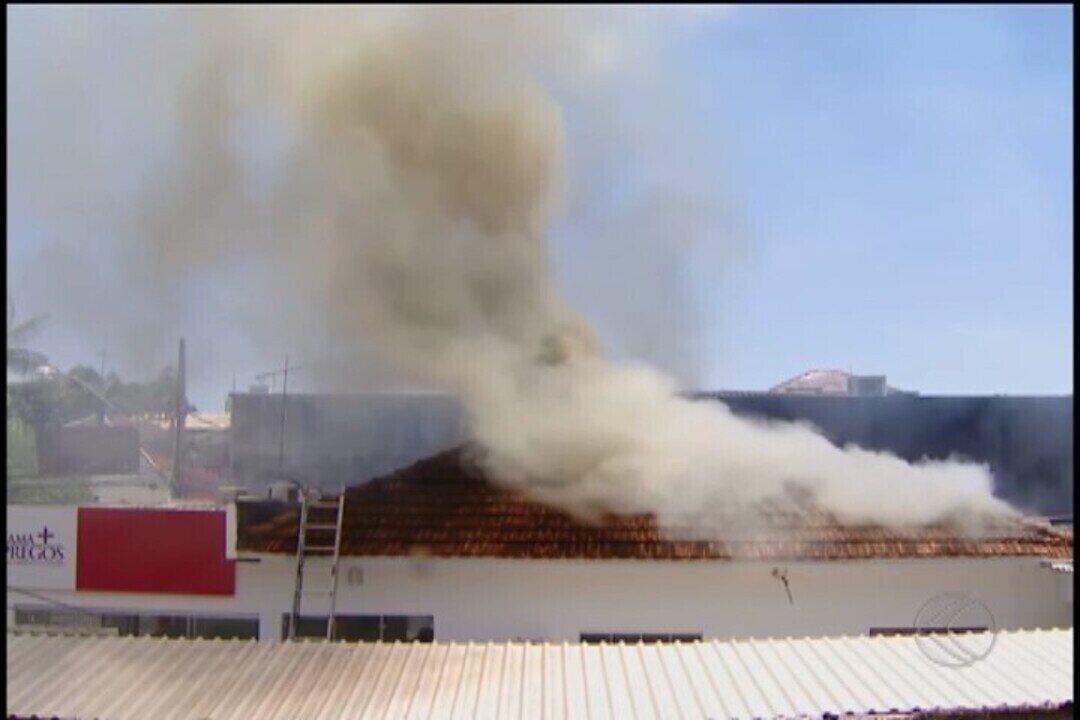 Incêndios em Uberlândia já passam de 400 casos em 2017