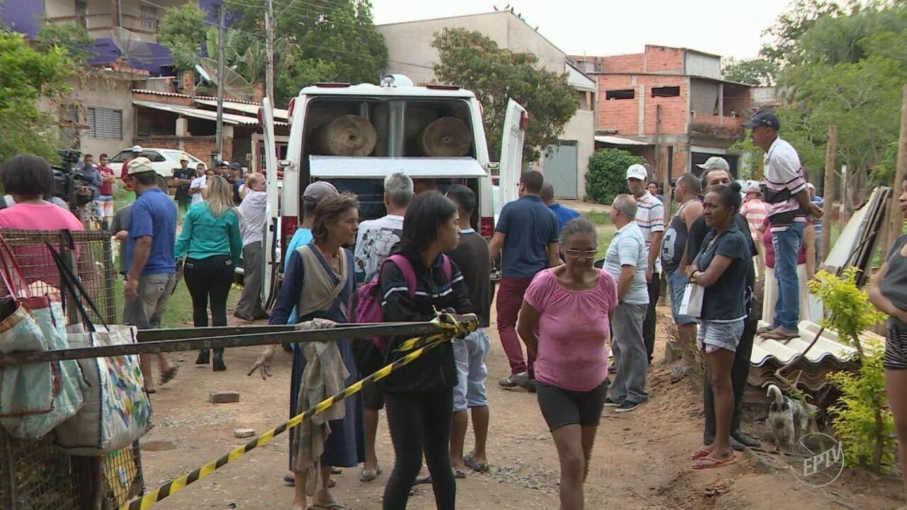 Cinco foram mortos por atirador em  Campinas