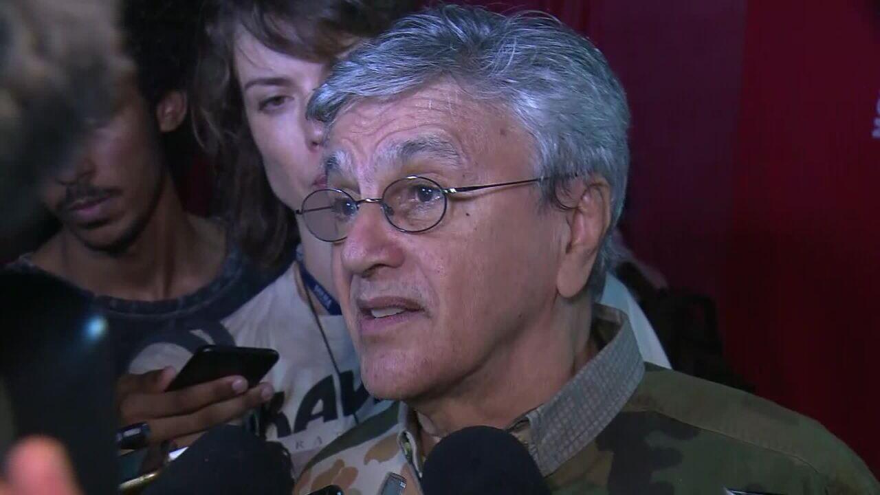 Caetano Veloso fala sobre proibição de cantar em ocupação do MTST