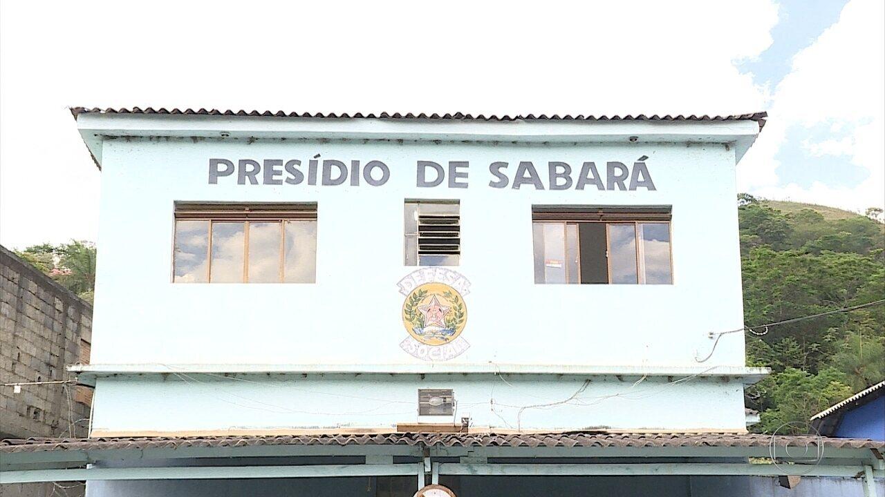 Presídio de Sabará, na Região Metropolitana de Belo Horizonte, é alvo de criminosos