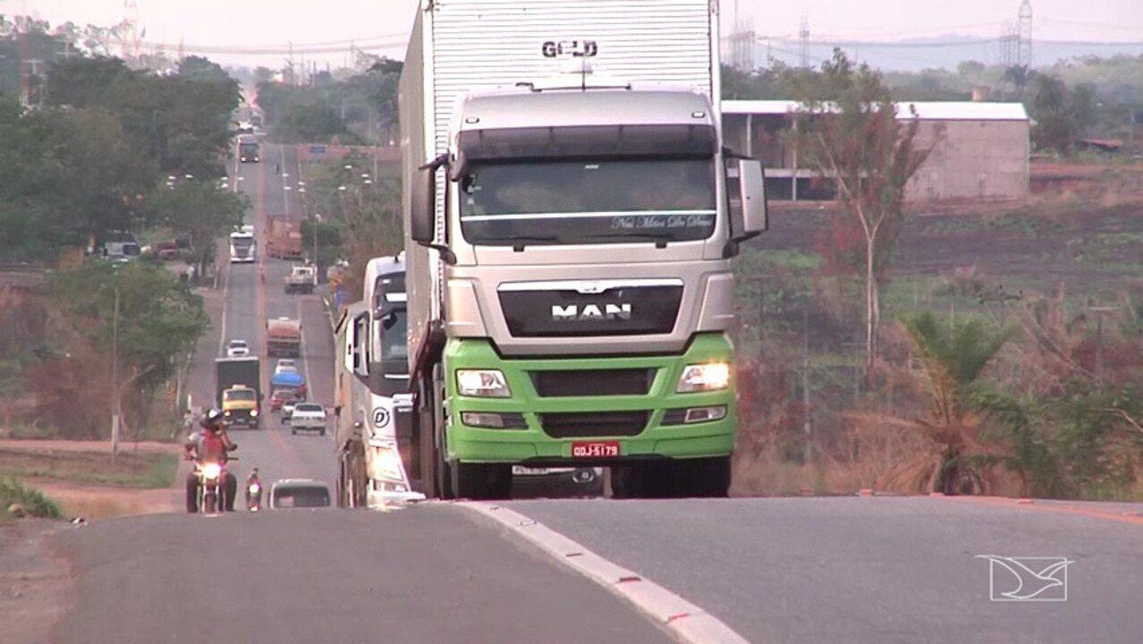 Polícia Rodoviária inicia operação 'Finados' no Maranhão