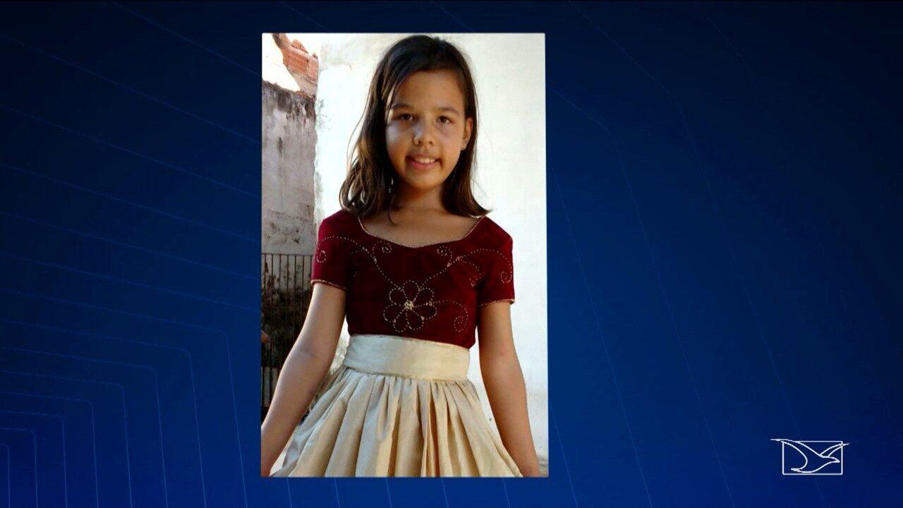 Corpo de criança desaparecida é encontrado enterrado no quintal da própria casa no MA