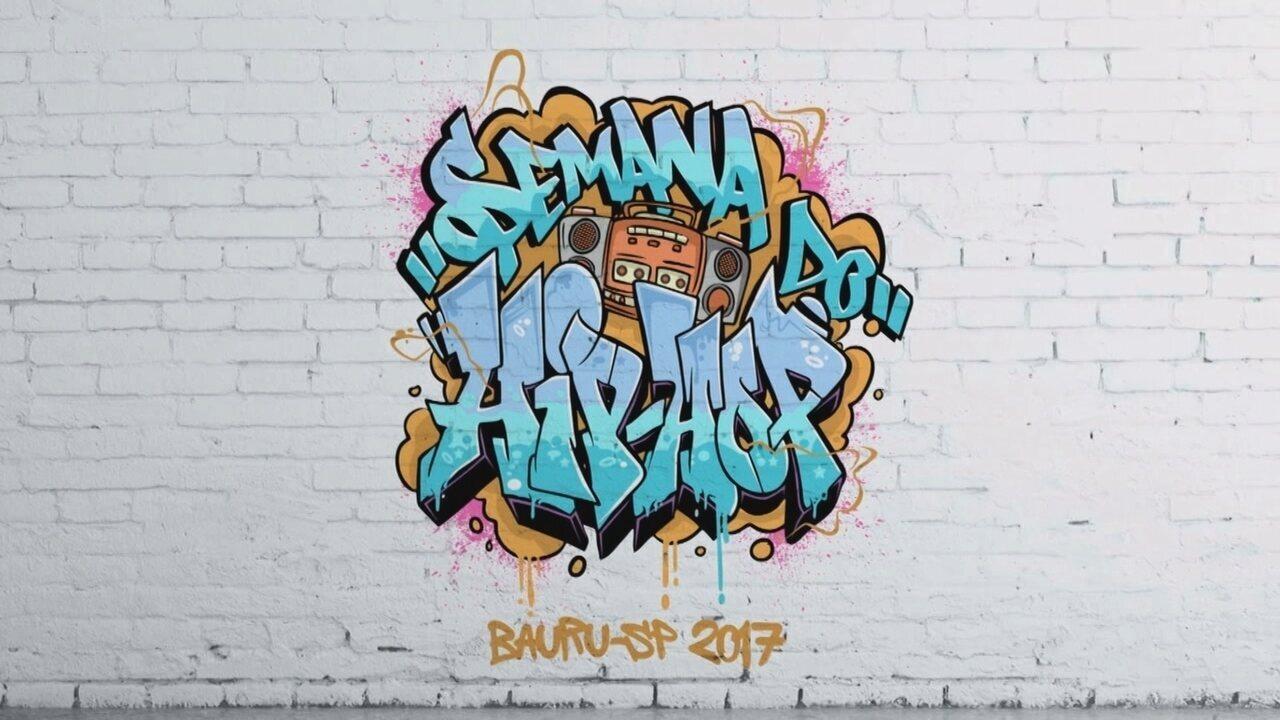 TV TEM convida para a Semana do Hip Hop em Bauru