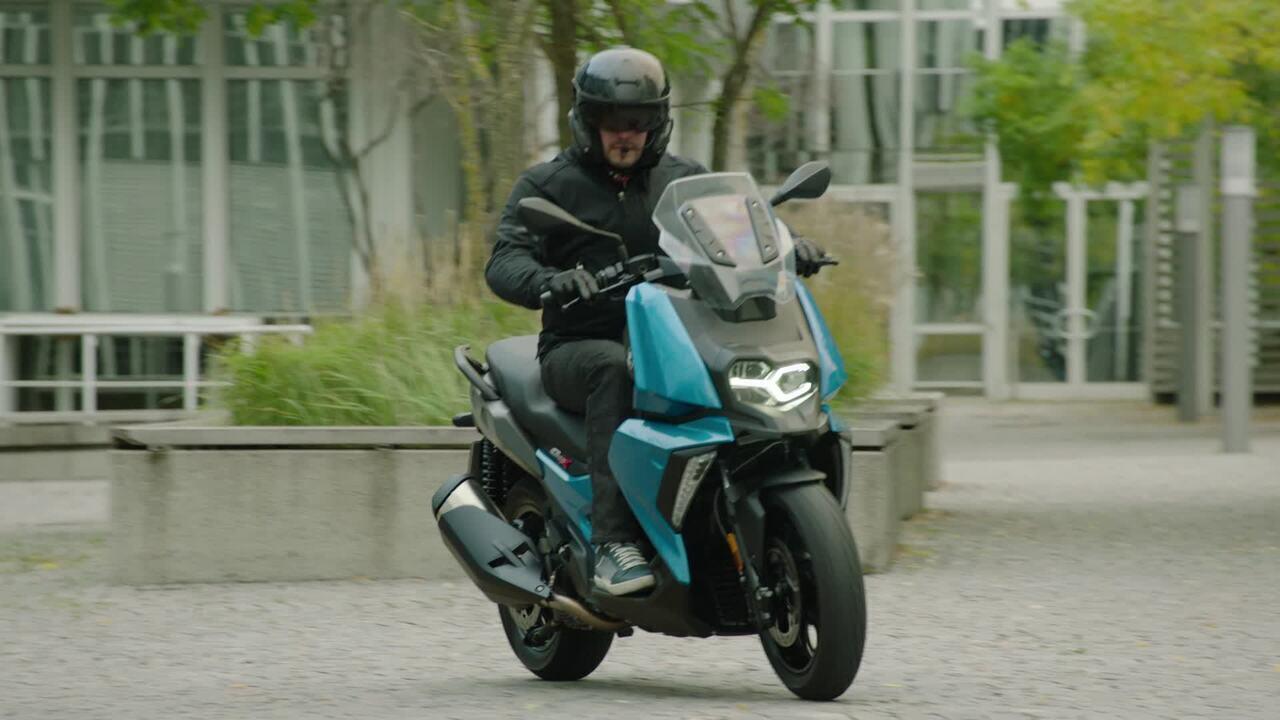 BMW lança seu primeiro scooter de baixa cilindrada, o C 400 X