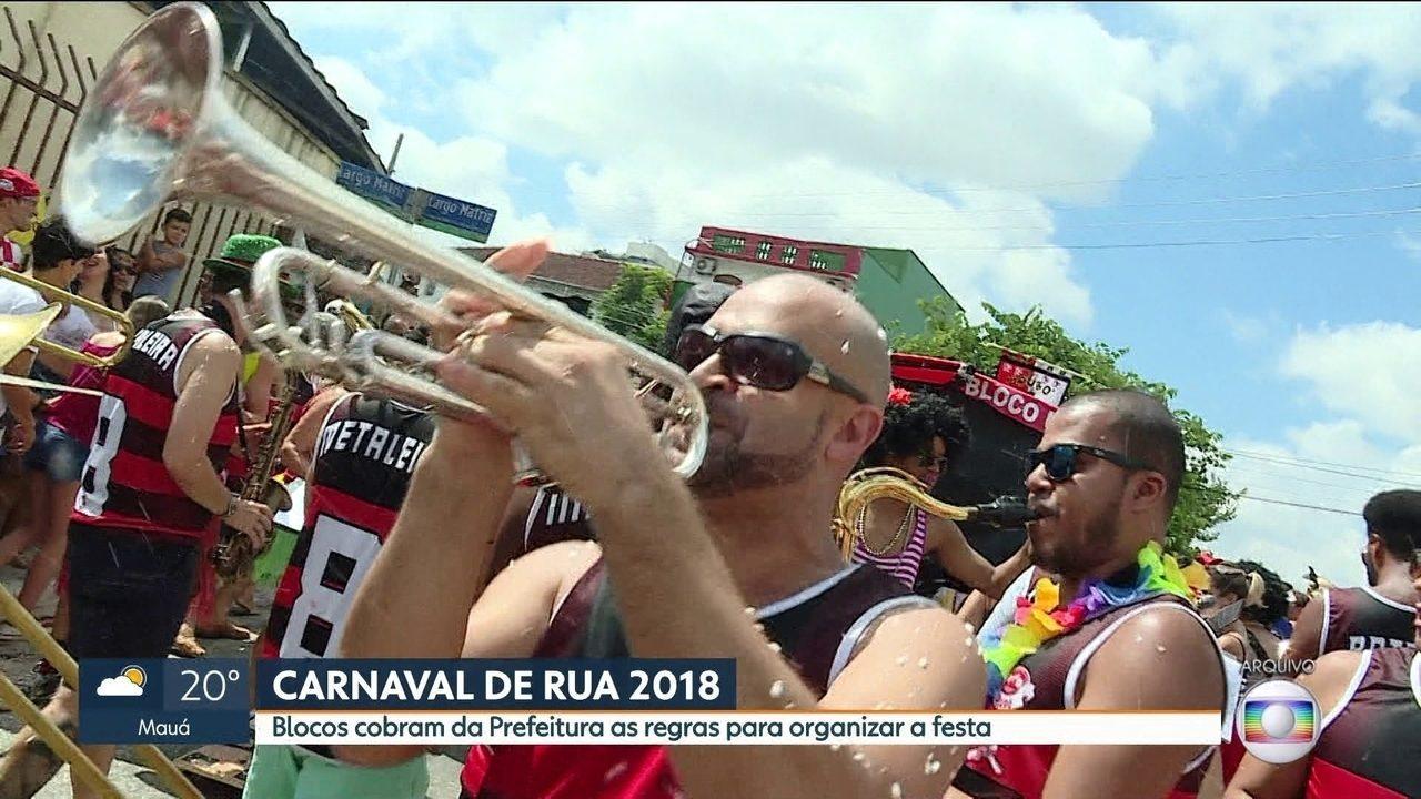 Blocos de rua cobram da Prefeitura de SP as regras para organizar Carnaval 2018