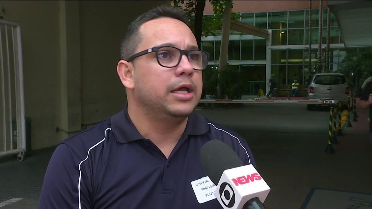 Polícia investiga desaparecimento de corpo de bebê em hospital