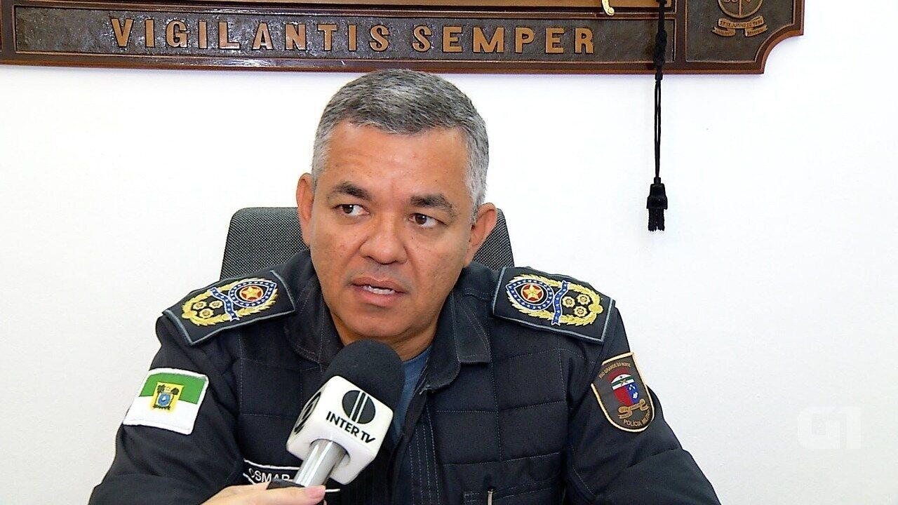 Resultado de imagem para coronel Osmar Maciel