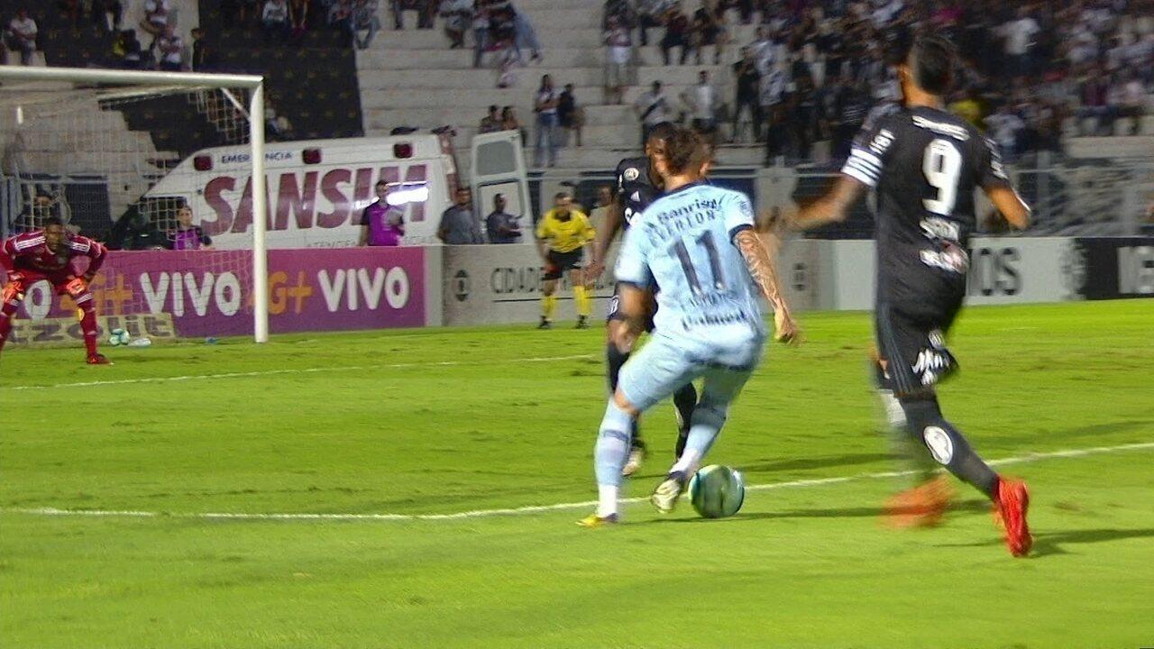 cd57eea045 Melhores momentos de Ponte Preta 0 x 1 Grêmio pela 33ª rodada do Campeonato  Brasileiro