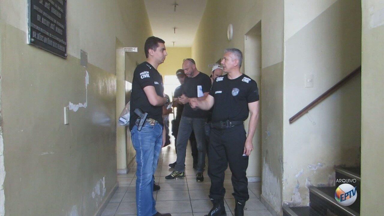 Ex-prefeito de Passos é preso em investigação do MP por fraudes em coleta de lixo