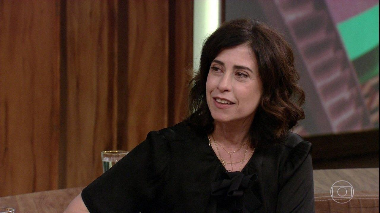 Fernanda Torres fala sobre a importância do teatro e do cinema em sua carreira
