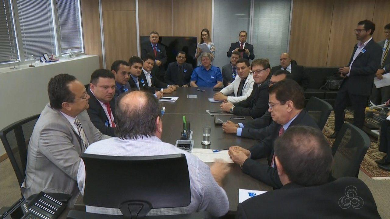 Problemas em aeroportos do AM são discutidos durante reunião em Brasília