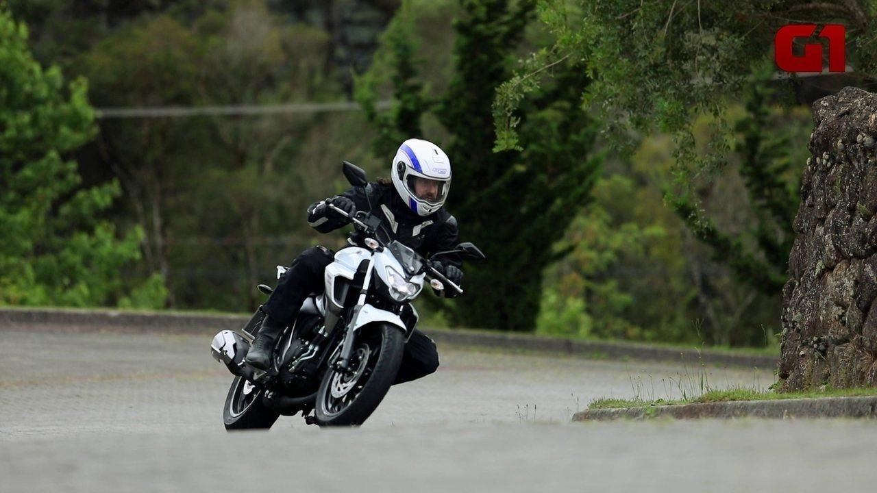 77d37594792 Yamaha Fazer 250 ABS 2018 é lançada para briga com a Honda CB Twister
