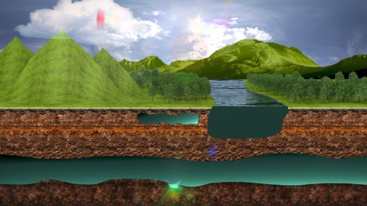 Conheça o lugar onde a água mineral sai das torneiras (parte 1)