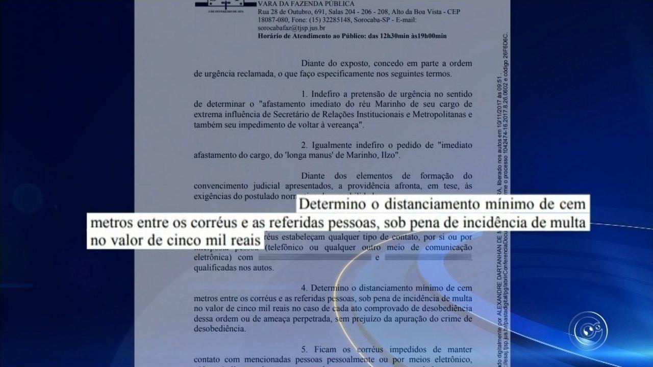 Ministério Público determina que Marinho Marte fique longe de testemunhas de processo