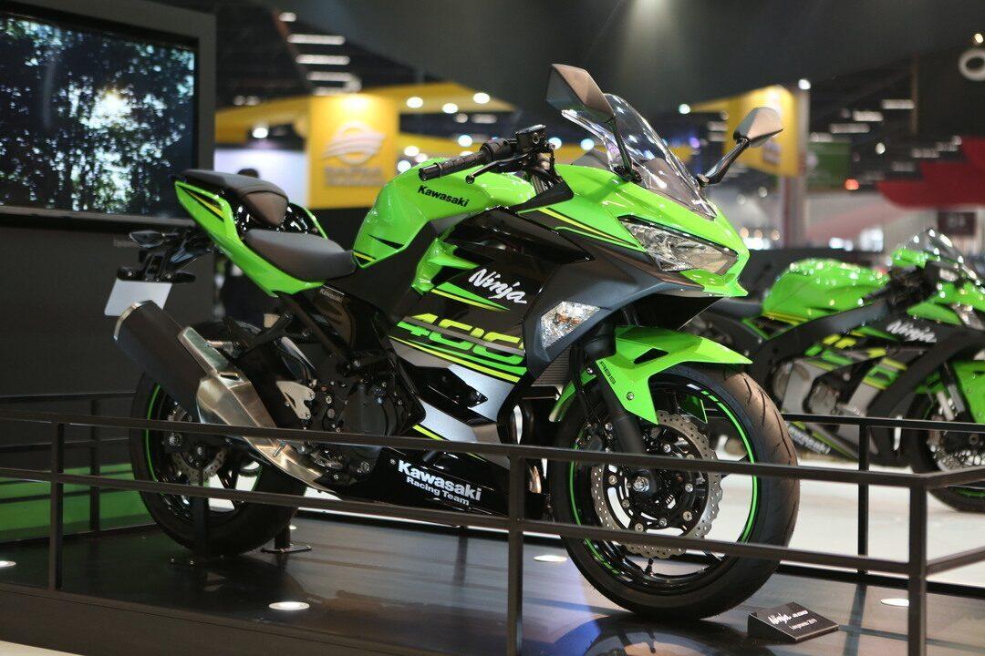 Kawasaki Ninja 400 é confirmada para o Brasil