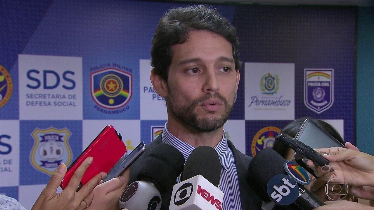 SDS divulga número para denúncias sobre assaltos a ônibus em Pernambuco
