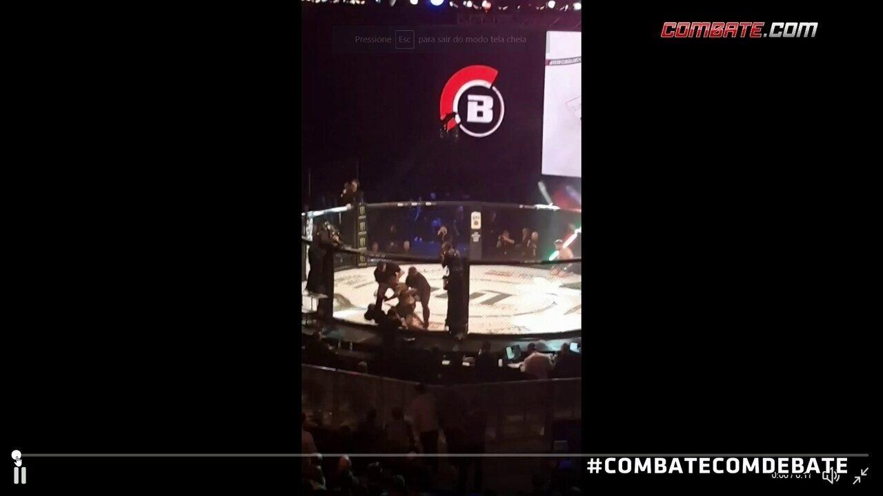 Combate.com Debate analisa confusão envolvendo Conor McGregor no Bellator