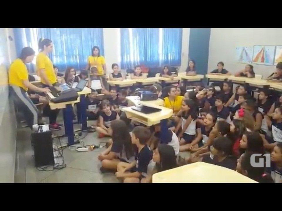 Professores de MS usam música de Alok em apresentação e DJ agradece na rede social