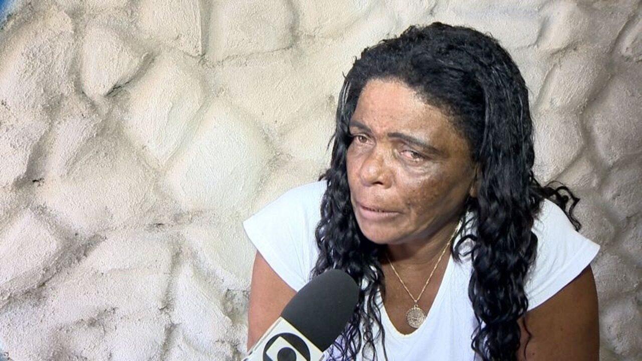 Mãe de Thayná diz que recebeu mensagens de Ademir enquanto ele estava foragido