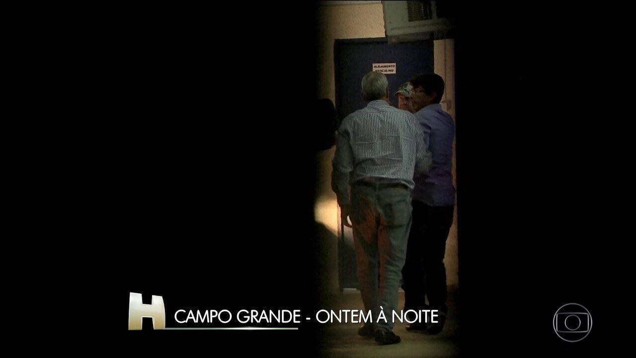 Justiça concede habeas corpus a André Puccinelli e ao filho dele