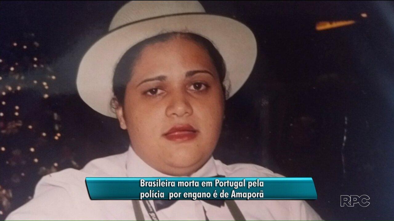 Paranaense é morta por engano em Portugal durante uma perseguição policial