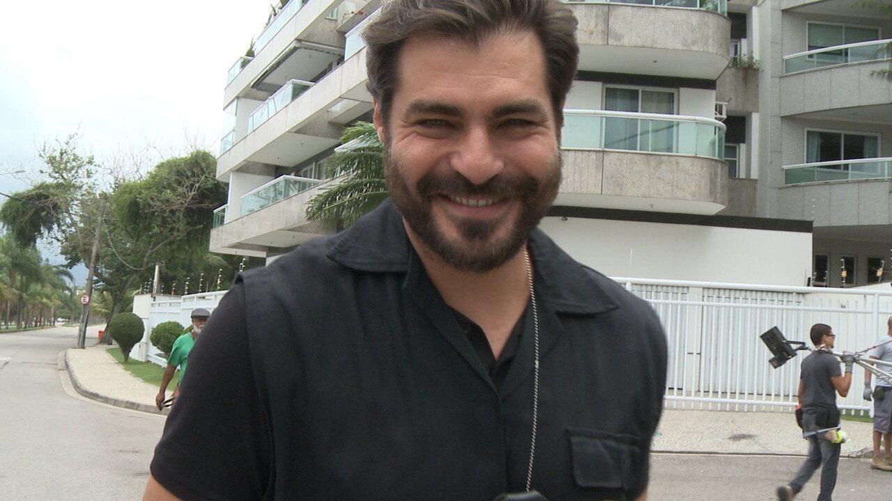 Thiago Lacerda faz participação especial no Zorra