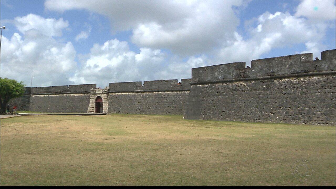 Forte de Cabedelo se torna candidata a Patrimônio Cultural da Unesco