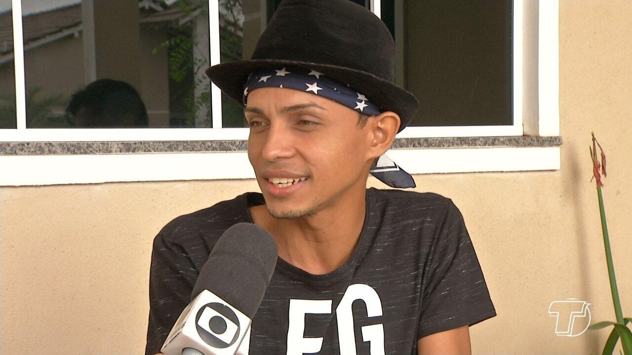 Matéria de Nychow Moore ganhou mais de 2 milhões de visualizações na fanpage da TV Tapajós