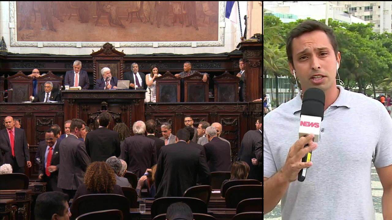 MP recorre à Justiça para anular votação da Alerj que revogou prisão de Picciani