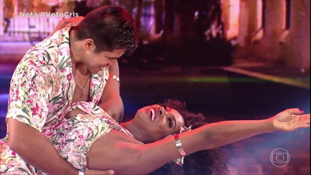 Cris Vianna e Rodrigo abrem as apresentações