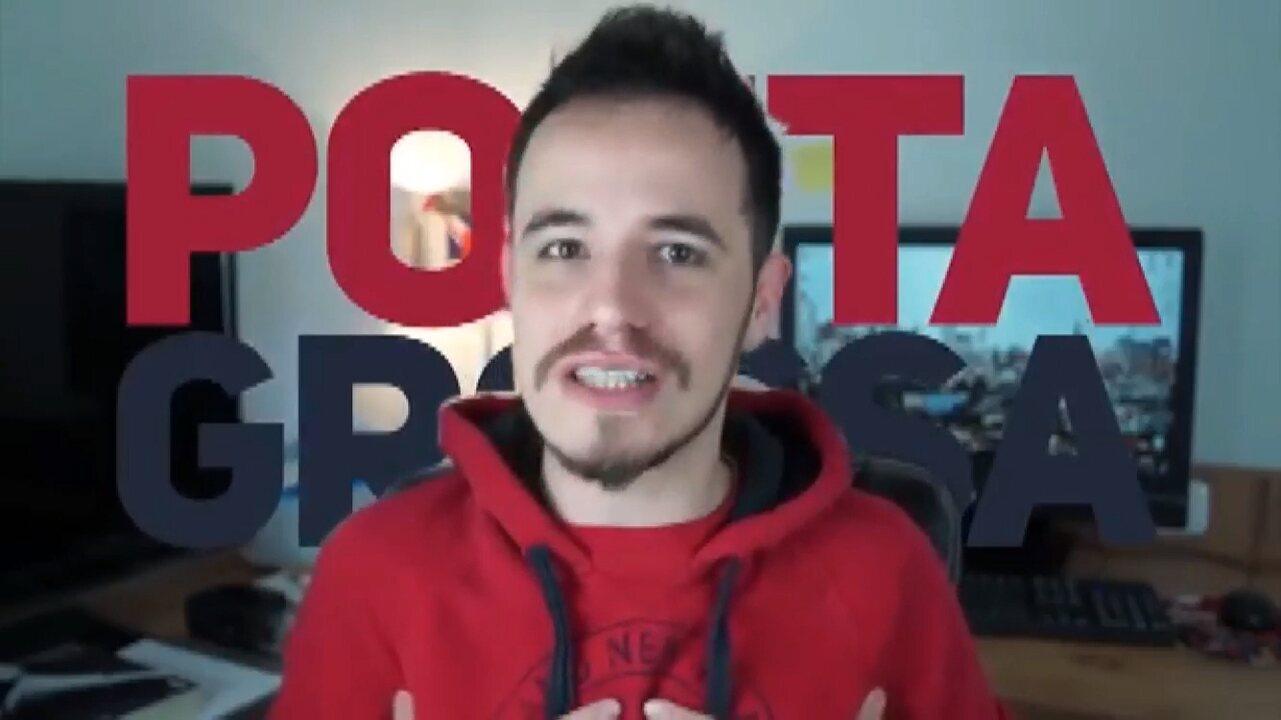 Diogo Elzinga fala sobre Ponta Grossa