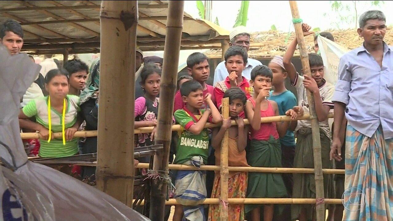 Anistia Internacional acusa Mianmar de segregar minoria muçulmana