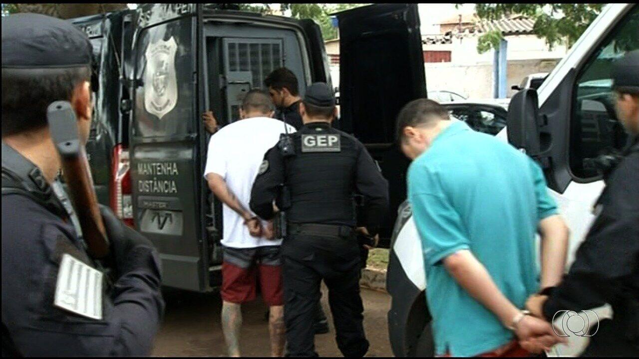 Ministério Público faz ação para combater regalias em presídio de Anápolis