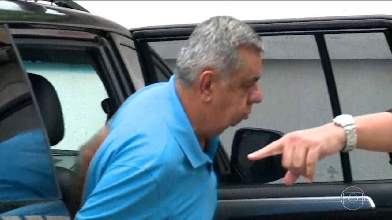 TRF manda Jorge Picciani e dois deputados do PMDB de volta à prisão