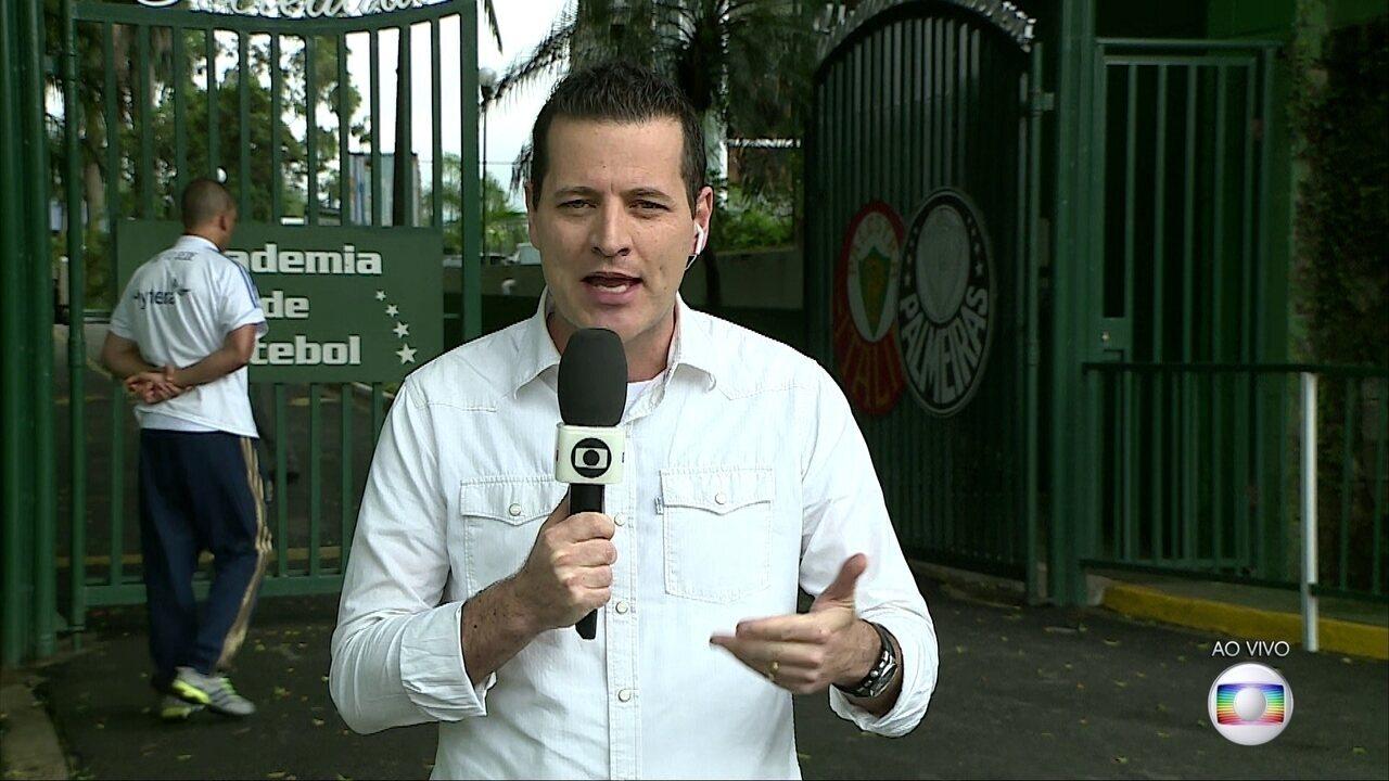 Lucas Lima, Prass, novo técnico... Andrei Kampff traz as informações do Palmeiras