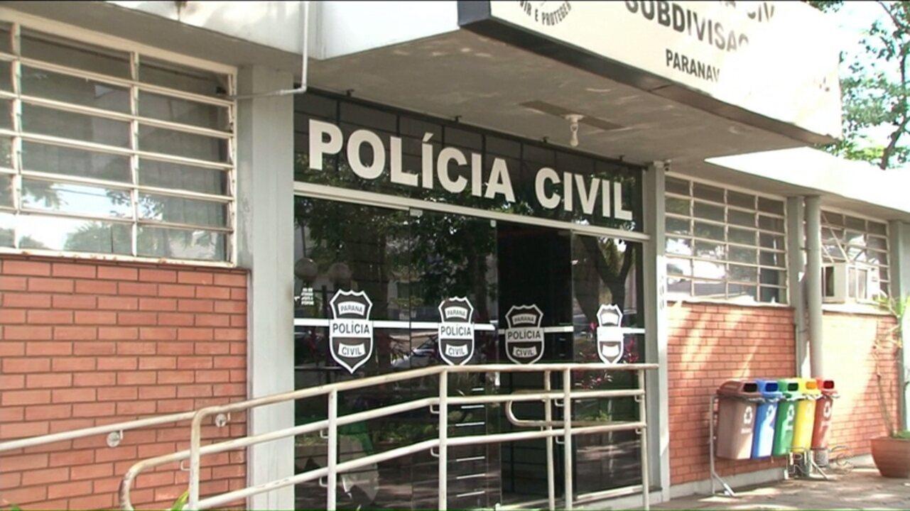 Homem suspeito de matar pai e filha em Paranavaí é preso em SC