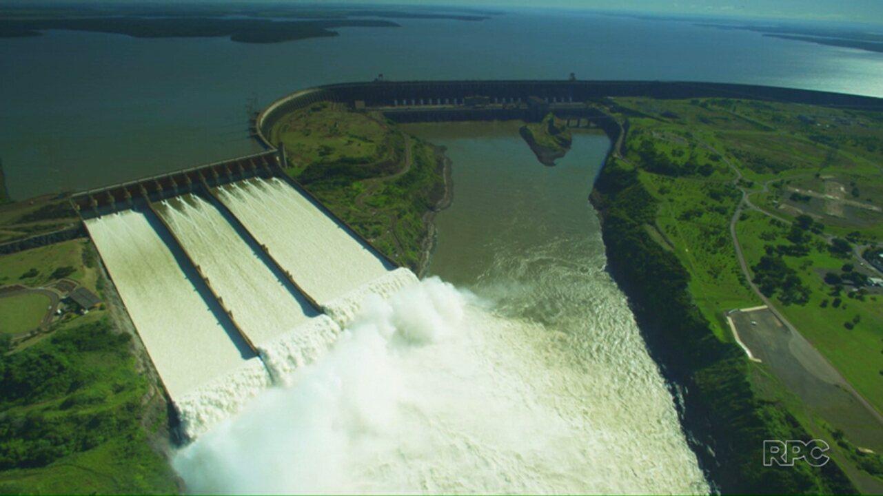 Usina de Itaipu bate um novo recorde