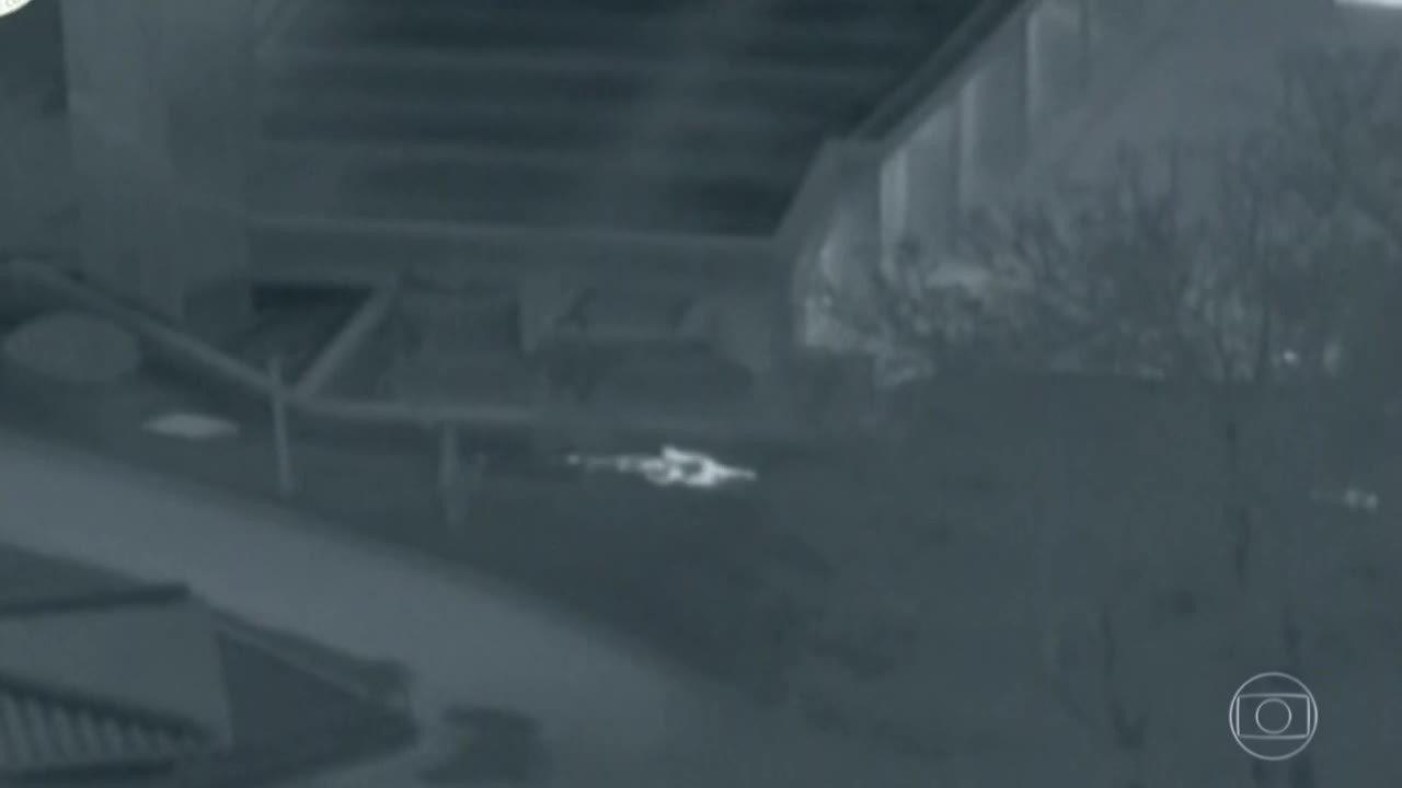 Vídeo mostra fuga de soldado norte-coreano para Coreia do Sul