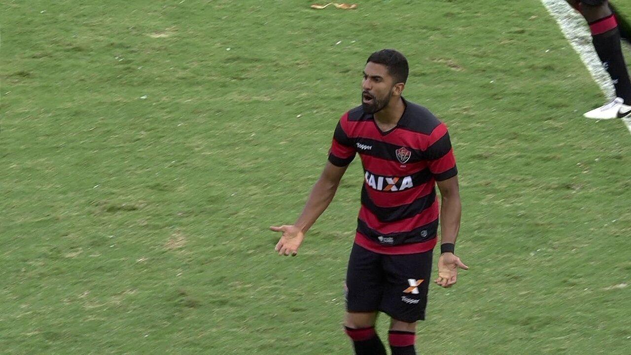 Atitude de Rodrigo causou o caos na partida decisiva para o futuro da Macaca  na temporada