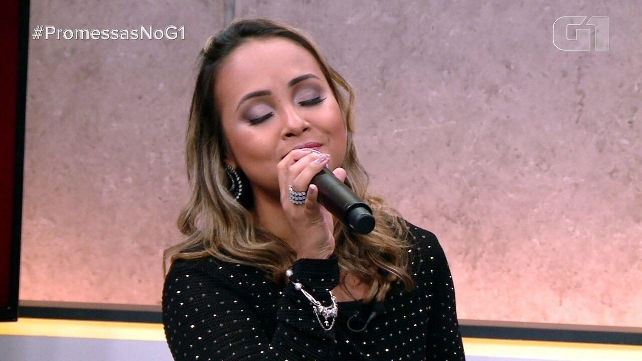 Promessas no G1: Veja a entrevista com a cantora Bruna Karla