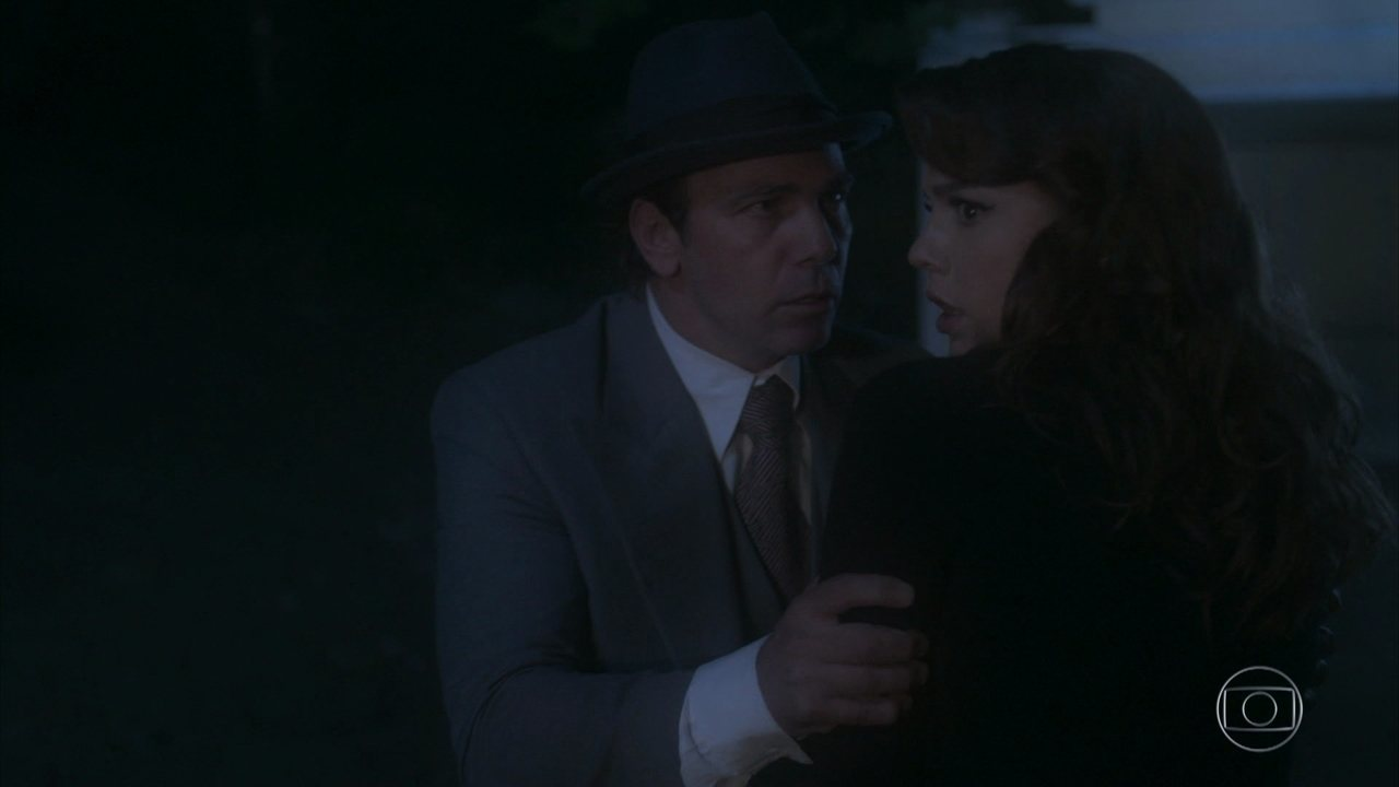 Bete e Ivan provocam a morte de Glória
