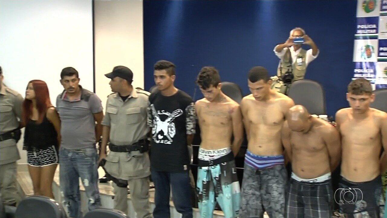 5c86852760 Polícia prende quadrilha suspeita de matar adolescente durante assalto em  Aparecida