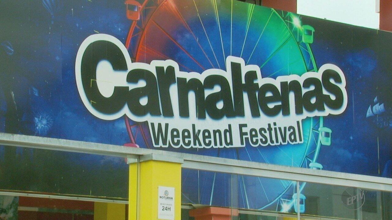 Consumidores reclamam de demora no reembolso de ingressos do Carnalfenas