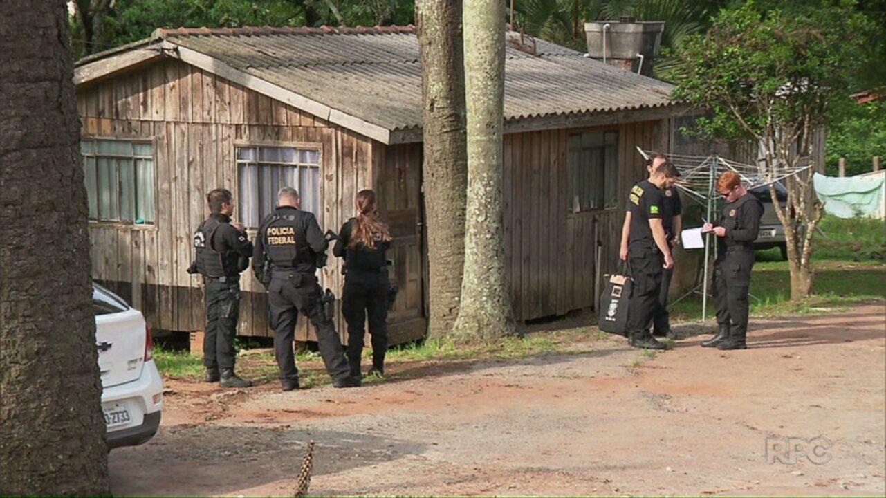 Polícia Federal prende quadrilha que explodia caixas eletrônicos