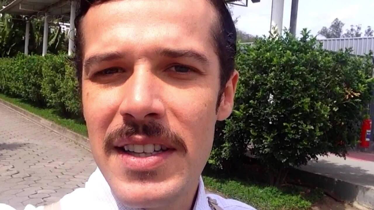 Jayme Matarazzo avisa que Fernão vai aprontar em 'Tempo de Amar'