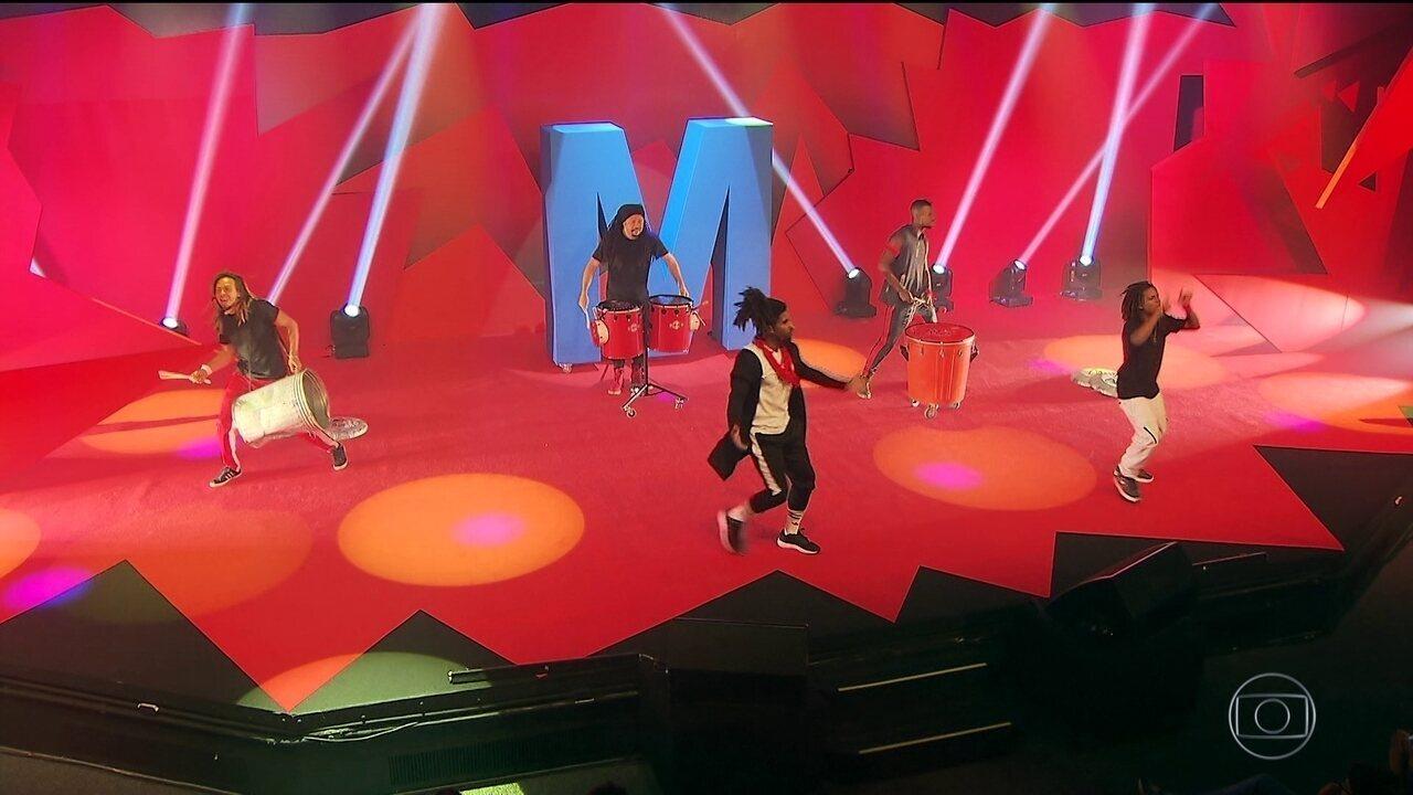 Espetáculo 'Mobilize', promovido pela Globo, destaca temas sociais